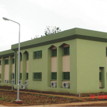 NATIONAL VETERINARY RESEARCH INSTITUTE LABORATORY